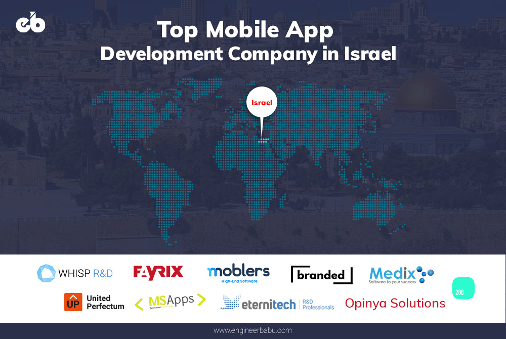 Top mobile app development company in israel